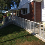 Ramp Rail White