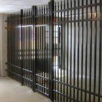 Interior Aluminum Fence