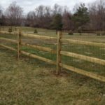 3 Rail Split Rail with Liner2